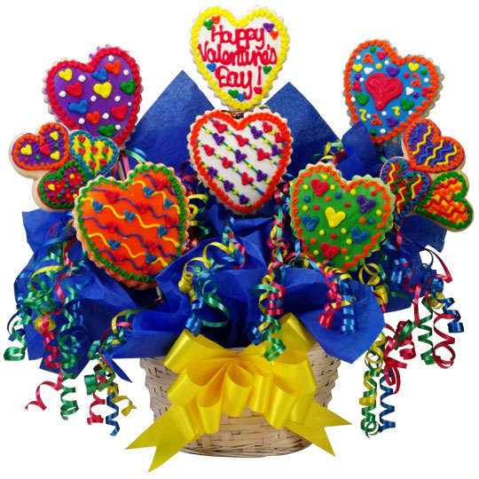 valentine cookie bouquet valentine cookie bouquet fire safety posters